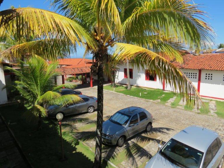Estacionamento do Hotel